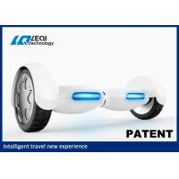 China 4.5 Inch Mini Self Balancing Scooter Hoverboard 8-10 Km Endurance Mileage wholesale
