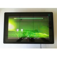 China Widescreen Android Industrial Tablet Pc 15.6 Inch EMMC 8G Storage With WiFi Bluetooth wholesale