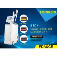 Unique Vacuum Function RF IPL Beauty Equipment Machine for Hair Removal