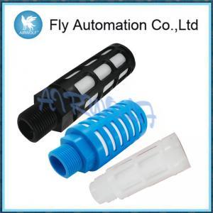 China Plastic Pneumatic Tube Fittings Airtac Air Silence Muffler Pal01 Pal02 on sale