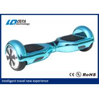 China Hand Free Smart Electric Self Balancing Scooter Hoverboard 6.5 Inch 30 Degree Climbing Gradient wholesale