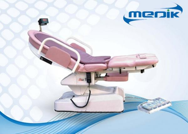Comfortable Hydraulic And Electric Gynecological Chair For Female