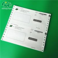 China Excellent Optical Density Pin Mailer Paper Instant Clear Copy Image Well Light Resistance wholesale