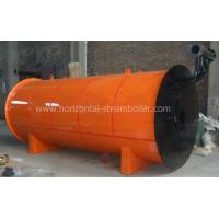 China 300kw Efficient Thermal Oil Boiler Steel Tube Gas Fired Horizontal Low Pressure wholesale
