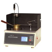Buy cheap Semi-automatic Cleveland Open Cup COC Flash Point Test Machine from China from wholesalers