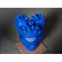 China 81/2 HJ127 steel tooth tricone bit for well drilling wholesale