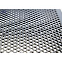China 1mm Hole Galvanized Perforated Metal Mesh Decoration Screen Door Mesh wholesale