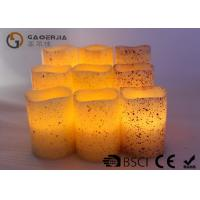 China Easy Operation Real Wax Led Candles For Home / Party / Events wholesale