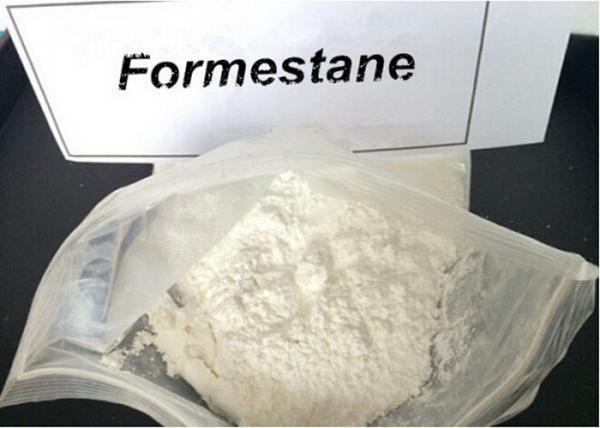 Quality High Purity Raw Steroids Powder Formestane / Lentaron CAS 566-48-3 for sale