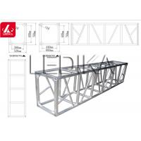 Buy cheap Square Aluminum Trade Show Booth Truss Fashion Show Stage Equipment Runaway from wholesalers