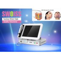 China Portable Hifu Ultherapy Machine , CE Approved Face And Body Lifting Machines wholesale