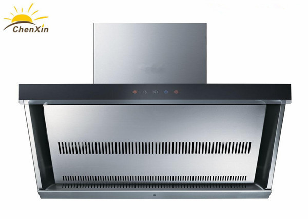 Quality Household Stainless Steel Range Hood Wall Mounted 27.5 Kilogram For Apartment for sale