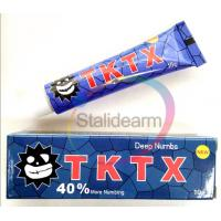 Buy cheap TKTX 40% Deepest numb Special Effects Anesthetic Strong Numb Cream For Tattoo from wholesalers