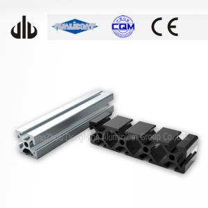 China Aluminium T-Slot, Aluminium Extrusion on sale