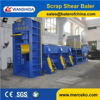China China Scrap Metal Shear Press Manufacturer for waste stainless steel export wholesale