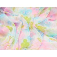 China Chiffon printed fabric wholesale