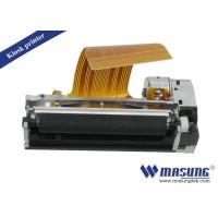 China Compact Size Thermal Printer Mechanism 58 Mm Width For POS Machines wholesale