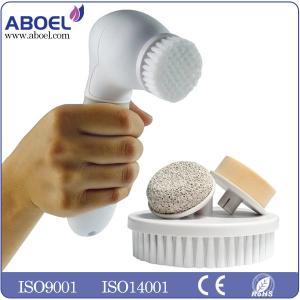Buy cheap Brosse de nettoyage faciale électrique de Protable pour l'enlèvement mort de peau from wholesalers