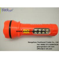 Buy cheap BN-401-1S Emergency Lighter Solar Torchlight LED Flashlight with Side Lamp from wholesalers