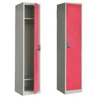 China Customized Size and Color Single Door Cold Rolling Steel Locker For Staff wholesale