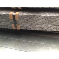 China Stainless Steel Diamond Plate Sheets , Ground Stainless Steel Plate wholesale
