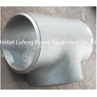 China Stainless Steel Pipe Fittings Straight Tees Made in China wholesale