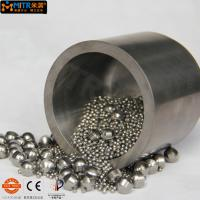 China High Toughness Lab Tungsten Carbide Grinding Media Corrosion Resistance wholesale