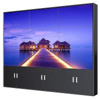 China 1.8mm 4k Video Wall Full Hd 55 Inch High Definition Clear Image Low Maintenance on sale