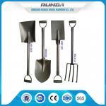 China Antislip Handle Heavy Duty Spade ShovelS503GH D Type Grip 2kg Bullet - Proof wholesale