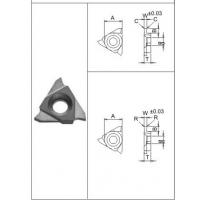 China Carbide grooving Inserts TGF wholesale