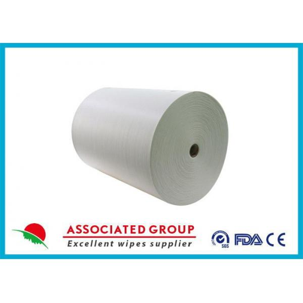 Quality Biodegradable Multi - Purpose non woven viscose Smooth surface , soft handle for sale