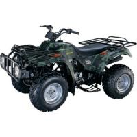 China ATV / Quad  YJ-250A(Green Camouflage) wholesale
