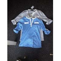 China China excess apparel stock lots surplus clothes seller jones new york girls knitting tops wholesale