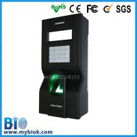 China Professional Biometric Fingerprint Door Access Device with Printer Bio-F8 on sale