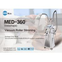 Buy cheap Multifunction Body Slimming Machine With Vacuum + Mechanical Roller + RF + LED + IR from wholesalers