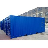 China Standard 40'GP Brand new container wholesale