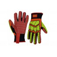 China Abrasion Resistant Industrial Protective Gloves Cut Resistant Work Gloves on sale