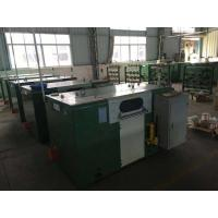 Buy cheap Durable Double Twist Wire Bunching Machine , Copper Wire And CCA Wire Twisting from wholesalers