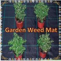China Agricultural  Woven Mulch Weedmat  Weed Control Mat Weed Mat in Strawberry Garden wholesale