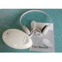 China Anti Electroshock Sound C Baby Heartbeat Doppler Baby Monitor With CE Approved on sale