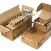 China Custom Size Corrugated Packaging Boxes Recycled Materials Corrugated Board wholesale