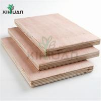 China Formwork Shuttering Panel (15mm/17mm/18mm/21mm) WBP Glue Plywood for Construction Marine Plywood wholesale