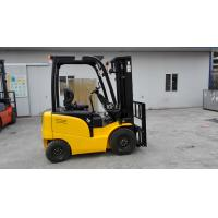 Factory  direct price AC/DC1.5t 3m lifting height electric forklift with Zapi or curtis controller with good quality