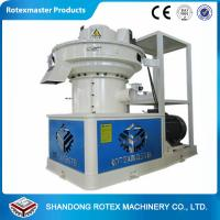 China CE Approved Biomass Ring Die Pellet Machine / wood pellet production equipment wholesale