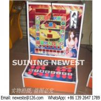 China Congo Ghana Buyer Love Coin Operated Casino Gambling Jackpot Arcade Games Small Slot Machines on sale