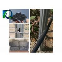 China Anti Rust Steel Grape Stakes , Hot Dip Galvanized Steel Pole 1.5MM X 2.4M Size on sale
