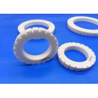China Customized High Precision Zirconia Ceramic Gear Wheel Alumina Ceramic Sealing Rings / Spacers Industrial Part wholesale