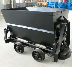 China El carbón 600 de Shandong China calibra el cubo de la serie de KFU que descarga el carro del carbón para el transporte minero wholesale