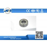 China Deep Groove Carbon Steel Ball Bearings 6203 ZZ Miniature For Ceiling Fan wholesale