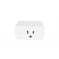 China Plastic Material 15A Max Power 1800W Wifi Smart Power Plug wholesale